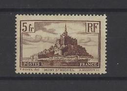 FRANCE. YT   N° 260  Neuf *   1929 - Ongebruikt