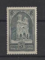 FRANCE. YT   N° 259  Neuf *   1929 - Ungebraucht