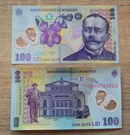 Roumanie 100 Lei 2015 ( 2005 ) UNC - Romania