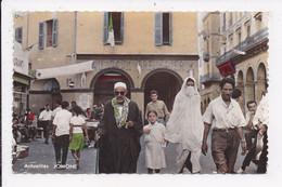 CP ALGERIE ALGER à L'heure De L'independance Le Vieux Grenadier Contemple - Algiers