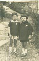 Photo      -  Enfants  , Souvenir à Notre  Tante , Petit Neveu Guy  Octobre 1926   à Identifier - Fotografía