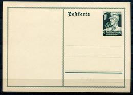 """German Empires,DR 1934 GS Nothilfe Mi.Nr.P253 Deutsche Nothilfe,SA Mann Mit Mütze """" 1 GS Blanco - Ganzsachen"""