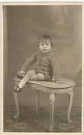 Photo  Cité Américaine   Lyon   - Enfants    à Identifier - Fotografía