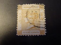 HONG-KONG  1862   Sans Filigrane  Dentelure ! - Gebraucht