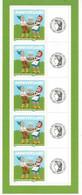 Sylvain & Sylvette, Bande Dessinée Enfant.Joyeux Anniversaire,personnalisés,neufs ** Timbres Validité Permanente.F4082A - Personalized Stamps
