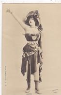 """ARTISTE .THEATRE.CPA . ANNÉES 1900."""" LHERY """". TENUE PIRATE . PHOTO D'ART REUTLINGER PARIS . - Künstler"""