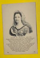 15880 - Madame De Maintenon - Berühmt Frauen