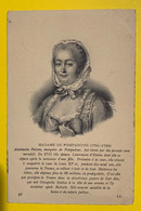 15884 - Madame De Pompadour - Berühmt Frauen