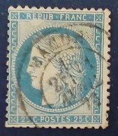 60 - 427 -  CAD Du 11 Avril 1876 Macon  70 Saône-et-Loire - 1871-1875 Ceres