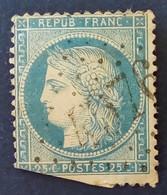 60 - 429 -  GC 4976 Dompierre Les Ormes 70 Saône-et-Loire - 1871-1875 Ceres