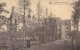Maredsous Abbaye, Allée Ptincipale Du Jardin (pk82708) - Anhée