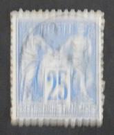 FRANCE TYPE SAGE YT 78 OBLITERE ANNEES 1876/1878 - 1876-1898 Sage (Type II)