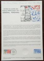 COLLECTION HISTORIQUE - YT N°2477 - ENTREE EN GUERRE DES FORCES AMERICAINES - 1987 - 1980-1989
