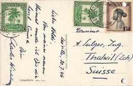 Karte (ab0537) - 1947-60: Lettres
