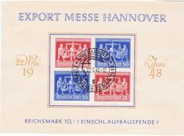 All.Besetzung Hannover Messe ZD VI Auf Ersttagskarte Michel 350.- - Gemeinschaftsausgaben