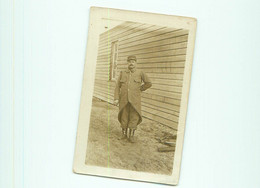 Photo     -  Militaire  1915  à Identifier - Fotografía