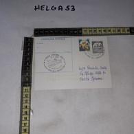FB11917 CARTOLINA POSTALE LANCIANO 1987 TIMBRO ANNULLO XXVI FIERA DELL'AGRICOLTURA PORDUZIONE AGROALIMENTARE ABRUZZESE - 1981-90: Storia Postale