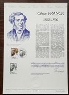 COLLECTION HISTORIQUE - YT N°2747 - CESAR FRANCK - 1992 - 1990-1999