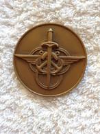 Médaille De Table Groupement Soutien Base De Défense - Frankreich