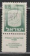 ISRAEL 513 // YVERT 278 // 1965-67 - Gebraucht (mit Tabs)