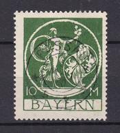 Bayern - 1920 - Michel Nr. 194 - Gestempelt - 30 Euro - Bayern