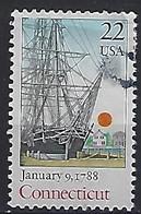 USA  1988  Connecticut  (o) Mi.1961 - Gebraucht