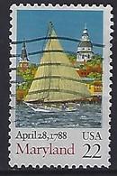 USA  1988  Maryland  (o) Mi.1970 - Gebraucht