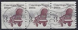 USA  1988  Conestoga Wagon  (o) Mi.1971 - Gebraucht