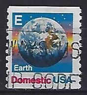 USA  1988  Domestic + E  (o) Mi.1973  C - Gebraucht