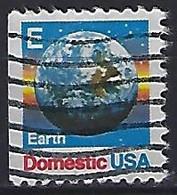 USA  1988  Domestic + E  (o) Mi.1973  Dl - Gebraucht