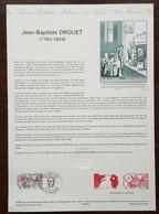 COLLECTION HISTORIQUE DU TIMBRE - 1989 - YT N°2569 - DROUET / REVOLUTION - 1980-1989