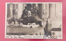 EDMOND ROSTAND - Historische Persönlichkeiten