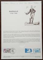 COLLECTION HISTORIQUE - YT N°2568 - BARNAVE / REVOLUTION - 1989 - 1980-1989