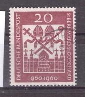 BRD Michel Nr. 336 Gestempelt - Gebraucht