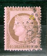 N° 54° Etoile 28_petite Perle Derrière La Tête - 1871-1875 Ceres