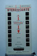 BRUGUIERE   2032-8 :SERRE-PONÇON  2  VALLEE DE LA DURANCE - Stereoscoopen