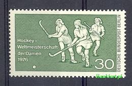 Berlin 1976 Mi 521 MNH  (ZE5 DBE521) - Hockey (Field)