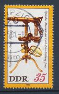 RDA-Musée De L'optique Carl Zeiss Iena YT 2194 Obl./ DDR- Optisches Museum Mi.Nr. 2536 Gest. - Gebraucht