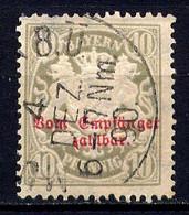 BAVIÈRE - T13a° - ARMOIRIES - Bayern