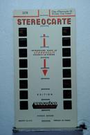 BRUGUIERE   2278 :   CÔTE D'EMERAUDE  2  ST-CAST  CAP FREHEL - Stereoscoopen