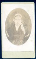 Photo Originale CDV Fin XIXème Photographe M. Noël    SPT21-54 - Oud (voor 1900)