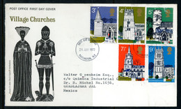 Great Britain FDC 1972 - Briefe U. Dokumente
