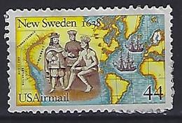 USA  1988  New Sweden  (o) Mi.1974 - Gebraucht