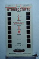 BRUGUIERE   2753-3 :   LES SABLES D'OLONNE  3 - Stereoscoopen