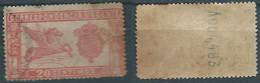 ESPAGNE ESPAÑA SPANIEN SPAIN ESPAÑA 1925 PEGASUS WITH NUMBER 20 Cénts RED USED ED 324 YT T.L.E 2 MI 297 SG O2 SC E2 - Used Stamps