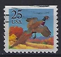 USA  1988  Birds, Ring Necked Pheasant  (o) Mi.1975  Do - Gebraucht