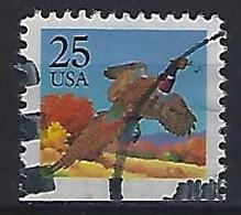 USA  1988  Birds, Ring Necked Pheasant  (o) Mi.1975  Du - Gebraucht