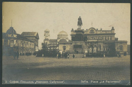 SOFIA Vintage Postcard Bulgaria - Bulgarie