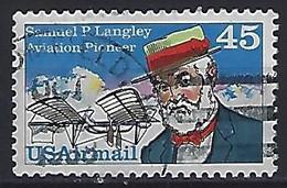 USA  1988  Samuel P. Langley  (o) Mi.1977 - Used Stamps