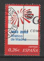 Spanje Y/T 3554 (0) - 2001-10 Used
